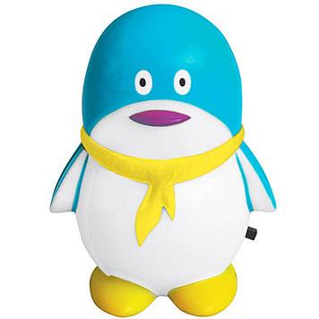 Нічник пінгвін WATC 4*0.1 Вт IP 20 3 шт Синій (Н01468)