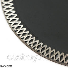 Алмазный диск Вышиванка d 125*2.8*24*22,23 мм, фото 2