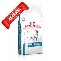 Лечебный сухой корм для собак Royal Canin Anallergenic Canine 3 кг