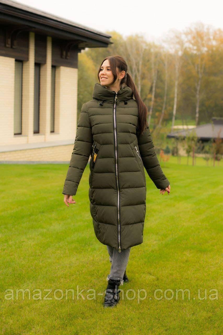 Пальто с капюшоном, утеплитель эко-пух для твоей незабываемой зимы 2020 - 2021❄️