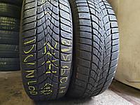 Зимние шины бу 215/60 R17 Dunlop