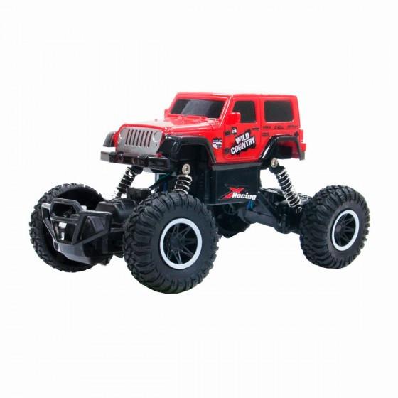 Автомобиль OFF-ROAD CRAWLER на р/у –  Wild Country (красный) SL-106AR