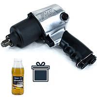 "Гайковерт пневматический 1/2"" 623 Nm JTC 3202 JTC+подарок масло для пневмоинструмента, фото 1"