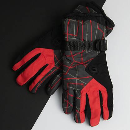 Оптом перчатки мужские лыжные зимние (арт. 20-12-36), фото 3