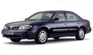 Nissan Maxima QX (A33) 2000-