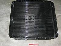 Радиатор вод.охлажд. (54115-1301010) с повыш.теплоотд. КАМАЗ-54115 (4-х рядн.) (пр-во ШААЗ)