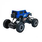 Автомобиль OFF-ROAD CRAWLER на р/у –  Wild Country (синий) SL-106AB, фото 8