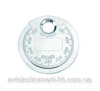 Щуп (монета) для измерения зазора между электродами свечи 63008F