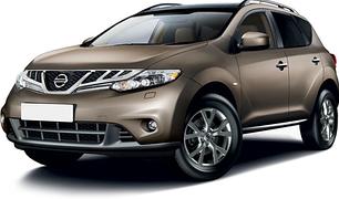 Nissan Murano (Z51) 2007-2016