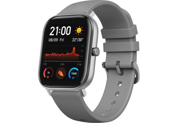 Смарт часы Xiaomi Amazfit GTS gray