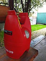 Композитный пропановый газовый баллон 5л safegas