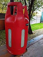Композитный пропановый газовый баллон 24л safegas