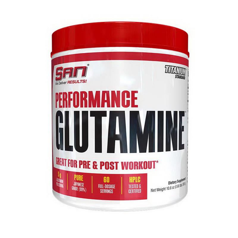 Глютамин SAN Performance Glutamine (600 g)