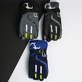 Оптом перчатки мужские лыжные зимние (арт. 20-12-34)