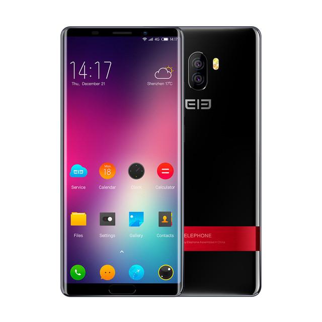 Elephone P11 3D 4/64Gb black