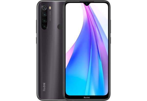 Xiaomi Redmi NOTE 8T 4/64Gb black Global Version