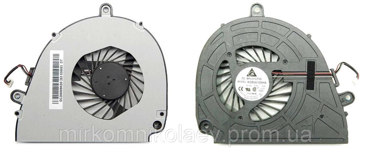 Оригинальный вентилятор (кулер) Acer Aspire 5350 5750 5750G E1-421 E1-521 E1-531
