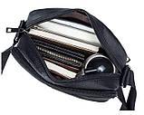 Сумка мужская флотар Vintage 14720 Черная, фото 6