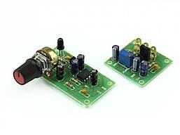 Радиоконструктор K227 (Устройство звукового сопровождения по ИК-каналу)