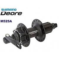 Комплект велосипедных втулок Shimano Deore hb-m525a 36h (задняя) fh-m525a 36h (передняя)