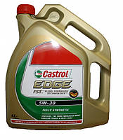 Масло  castrol edge fst 5w-30  (Моторное ) Великобритания Синтетика 4Л