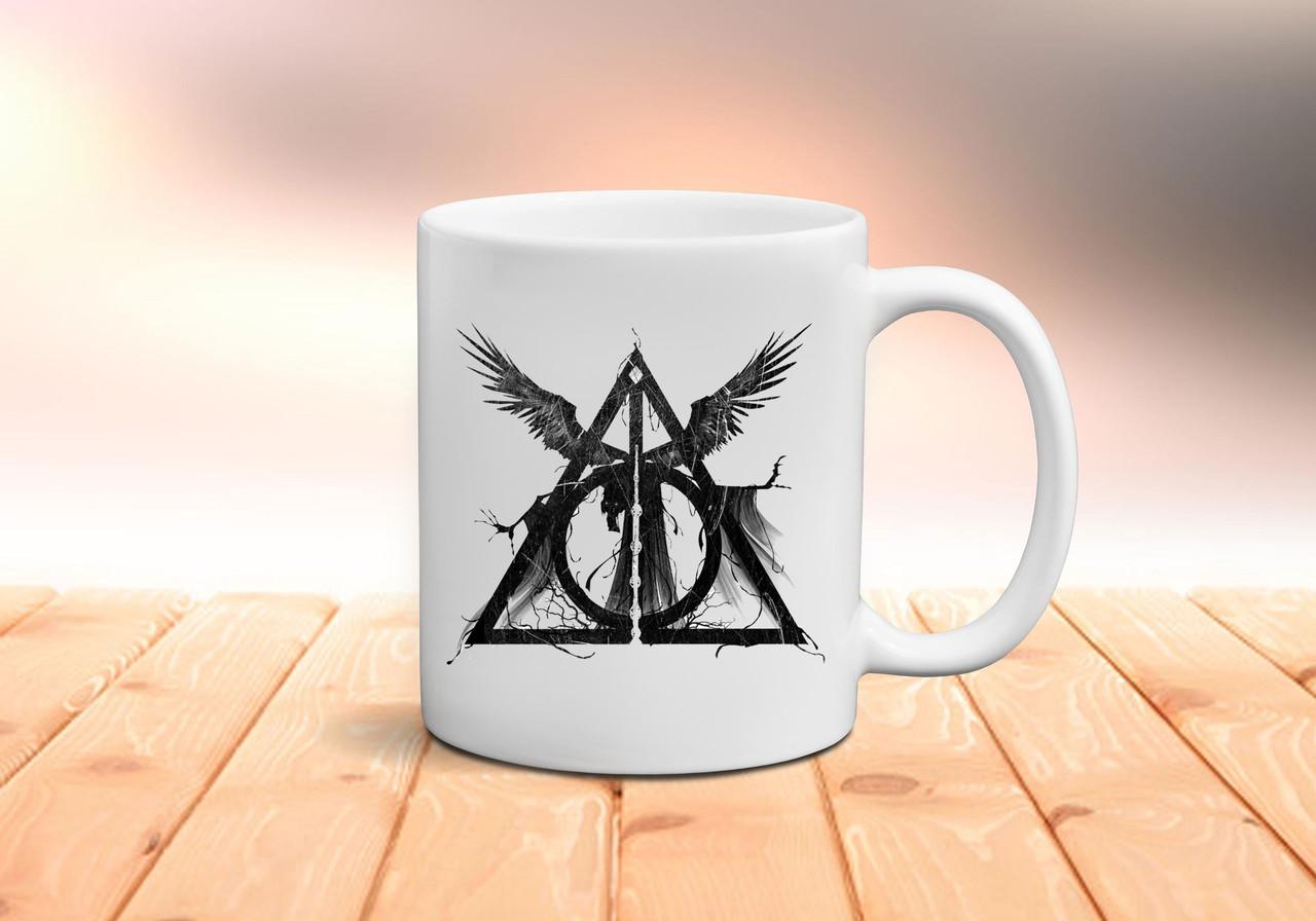 Кружка Hogwarts Дары Смерти Harry Potter, Гарри Поттер