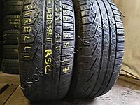 Зимние шины бу 225/55 R17 Pirelli