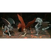 Набор игровых фигурок HGL <<Мир драконов>> Серия B