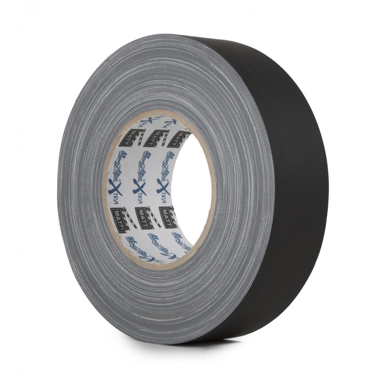 Матовая клейкая лента LE MARK MAGTAPE™ XTRA MATT 25мм x 50м Black (MATTCTME25BK)