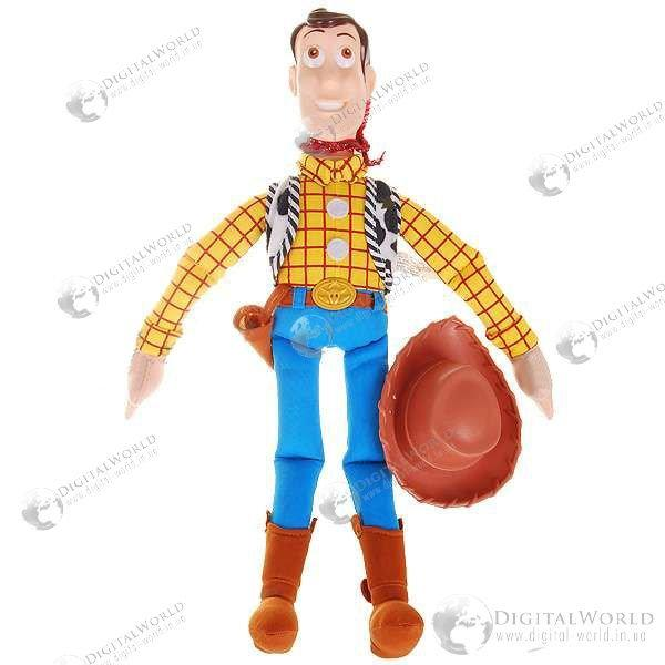 """Ковбой Вуді, герой з Діснеївського мультфільму """"Історія іграшок"""""""