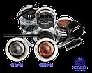 Набор гелевых подводок MAC Gel eyeliner 2 in 1, фото 2