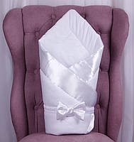 Конверт beauty деми (белый) 90х90 Brilliant Baby