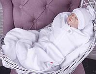 Кокон white 56-62 Brilliant Baby