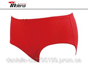 Женские стрейчевые трусы (Батал) «INDENA» 3XL красный, фото 2