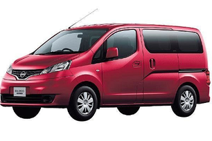 Nissan NV200 2009-