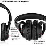 Бездротові навушники INDA DAT998 для металошукачів з бездротовим передавачем, фото 5