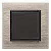 Розетка з з/к Lumina черная 16А/230В, фото 2