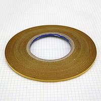 Скотч клеевой двусторонний 4 мм (100 м) a4151 (2 шт.)