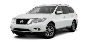 Nissan Pathfinder (R52) 2013-