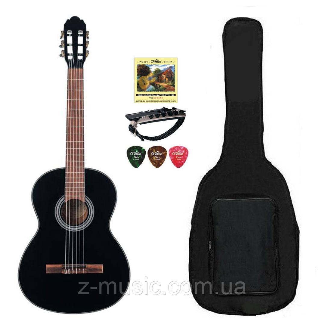 Гитара классическая 4/4 GEWA VGS Classic Student (полный комплект)