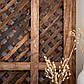 Деревянная декоративная решетка — 1P (Ольха, Бук, Клен, Ясень, Дуб), фото 9