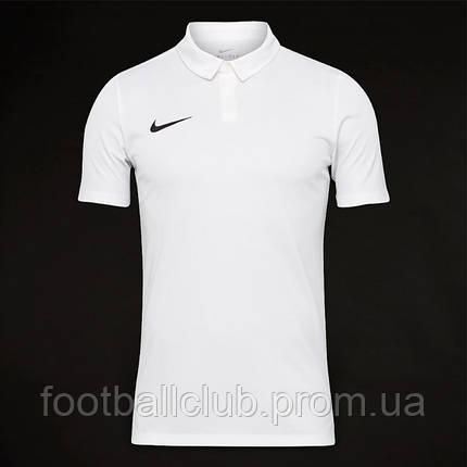 Поло Nike Academy 18 Polo 899984-100 L, фото 2