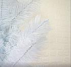 Елка белая снежная 2.2 м искусственная с подставкой классическая ПВХ, ель искусственная заснеженная Лесная бел, фото 5