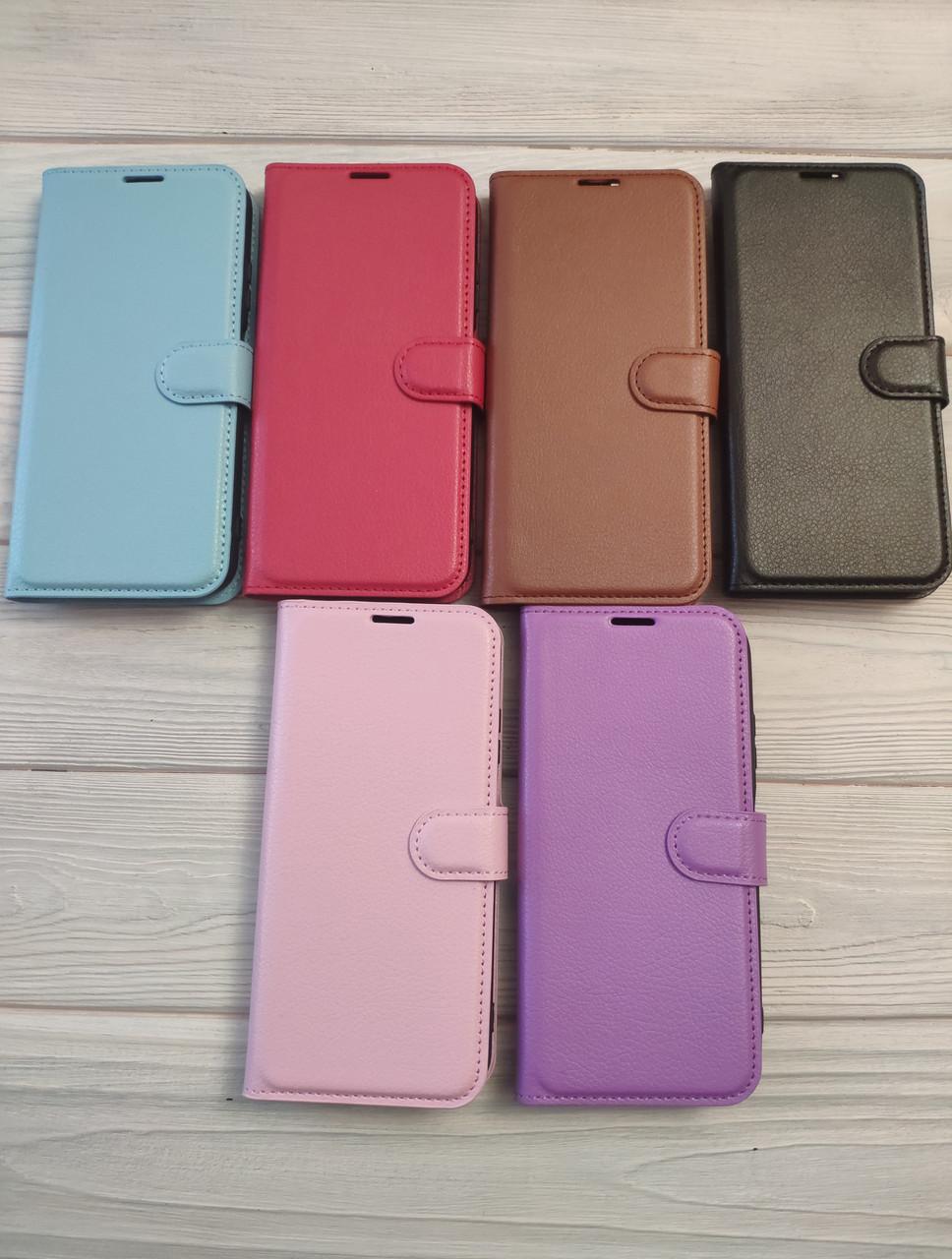 Чехол книжка Evolou для Huawei P40 Lite E (разные цвета)