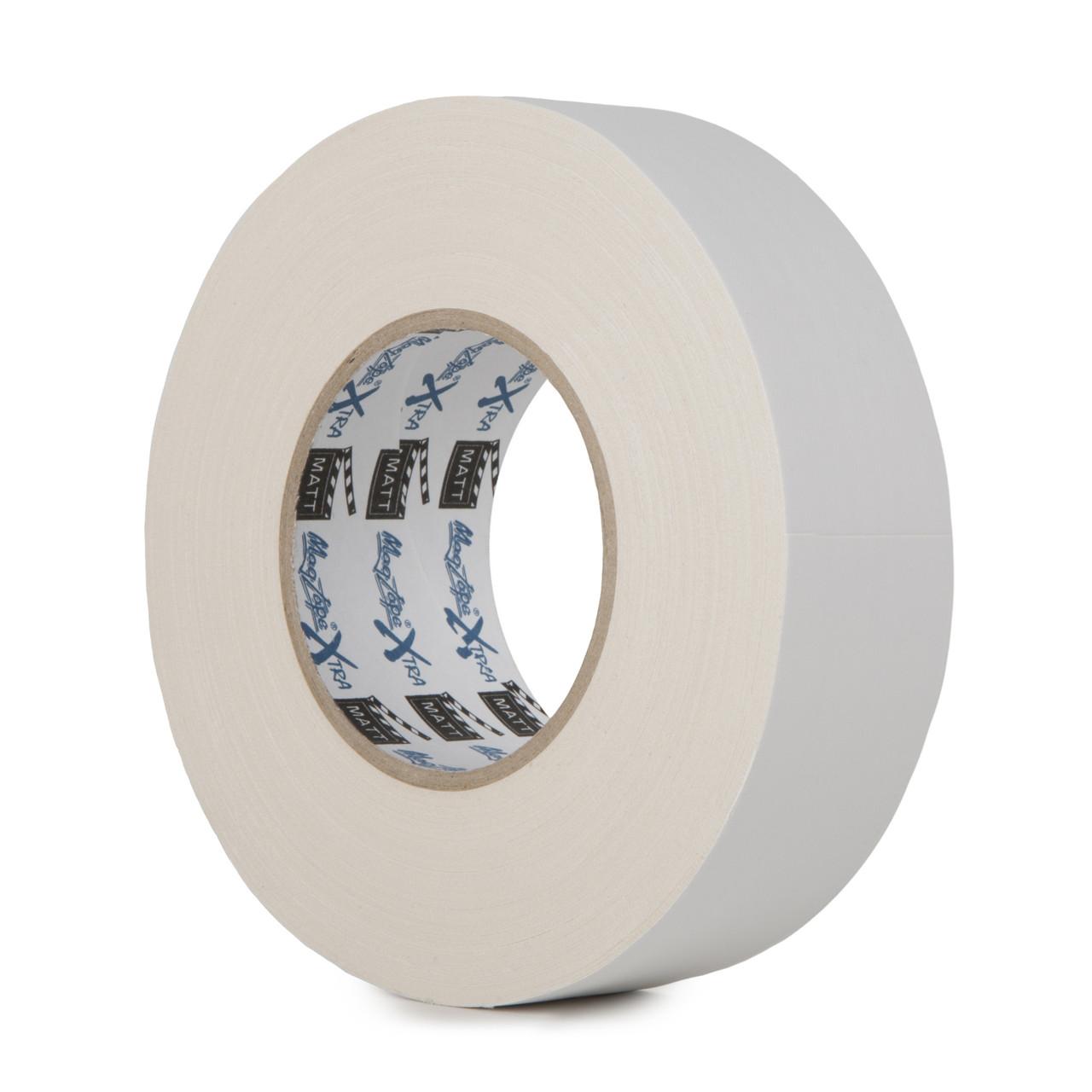 Матовая клейкая лента LE MARK MAGTAPE™ XTRA MATT 25мм x 50м White (MATTCTME25W)
