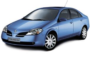 Nissan Primera (P12) 2002-