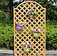Деревянная декоративная решетка — 3P (Ольха, Бук, Клен, Ясень, Дуб), фото 8