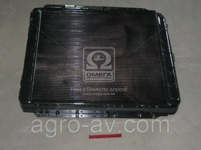 Радиатор вод.охлажд. (54115-1301010-10) с повыш.теплоотд. КАМАЗ-54115 (3-х рядн.) (пр-во ШААЗ)