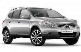 Nissan Qashqai+2 2008-2014