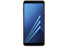 Смартфон Samsung Galaxy A8 A530F Black Stock B, фото 2